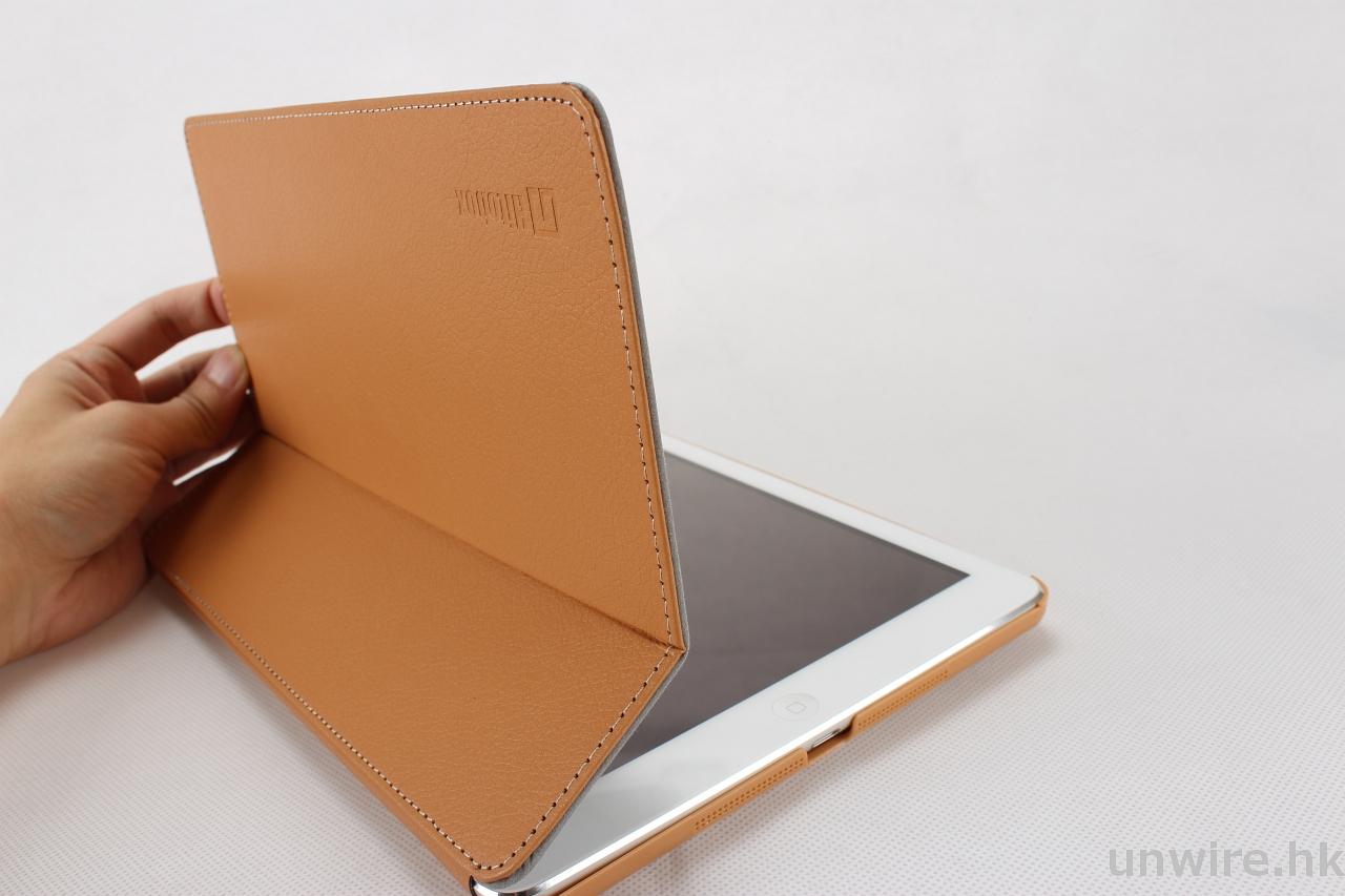 時尚纖型! Hitobox HITOFOLIO for iPad Air 保護套