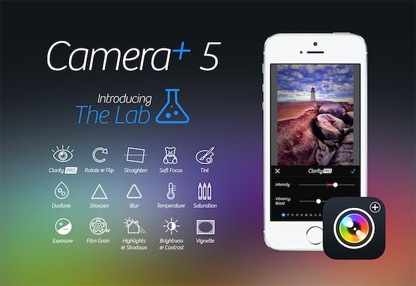 camera+5