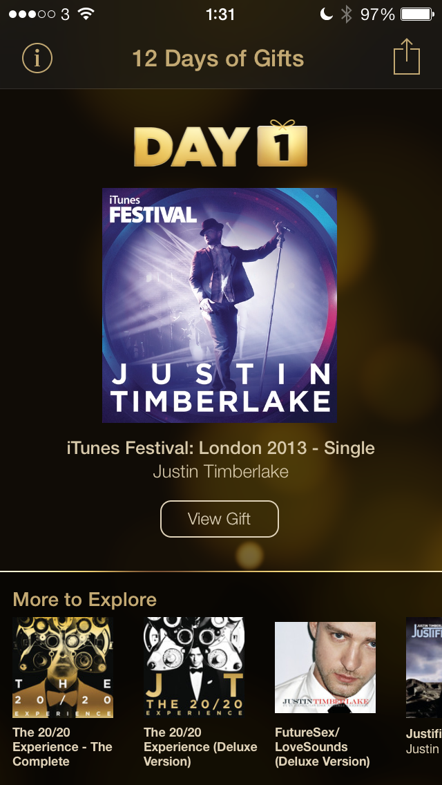 記住拿 iTunes 禮物!iTunes 連續送你 12 份禮物陪你過年!