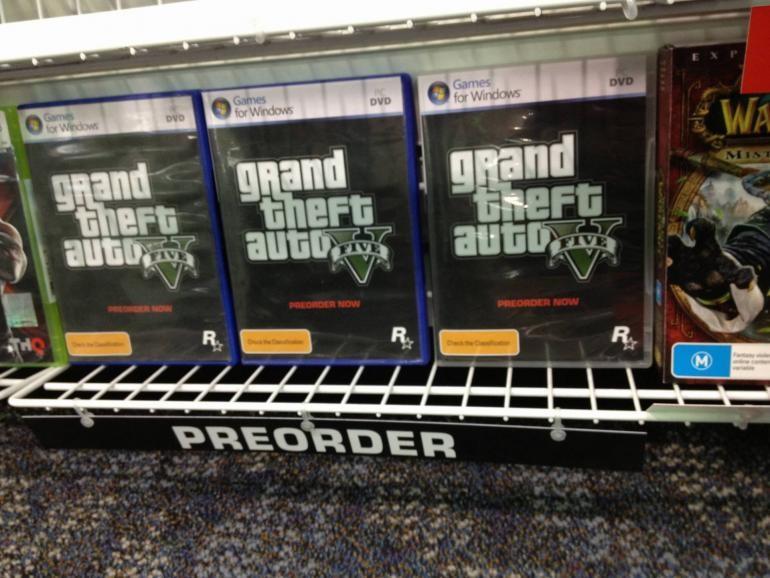 PC 版 GTA V 要來了嗎?