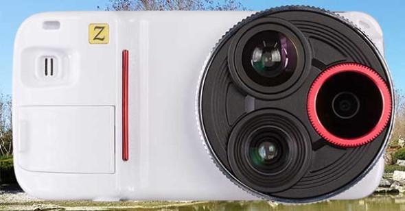 Ztylus 讓 Galaxy S4 變身攝影利器
