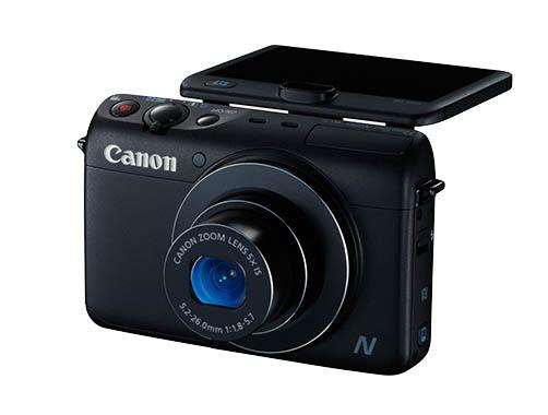 Canon-Powershot-N100-camera