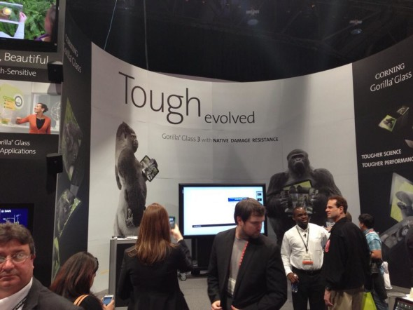 Corning-CES-2013-booth