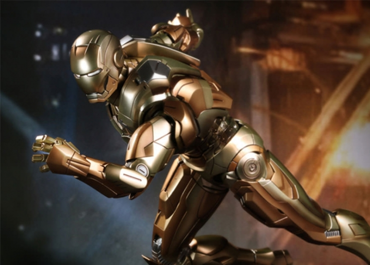 美軍將於今夏測試 Iron Man 戰衣