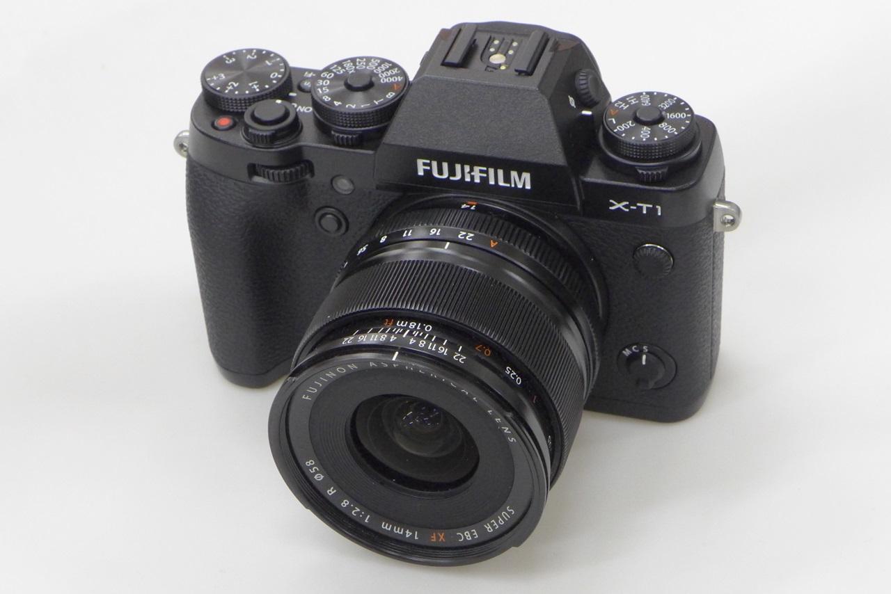 【報價】$9,999 買防塵、防水滴 Fujifilm X-T1