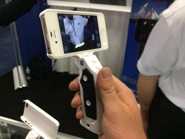 單手拍攝利器 Grip and Shoot