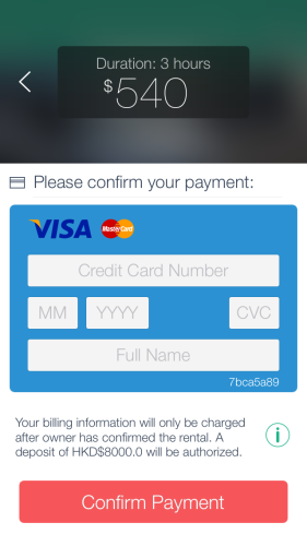 5. Online payment