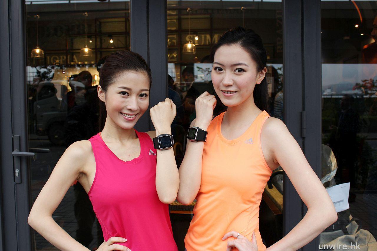 【生活實試】最強全能運動監察錶 Adidas miCoach Smart Run