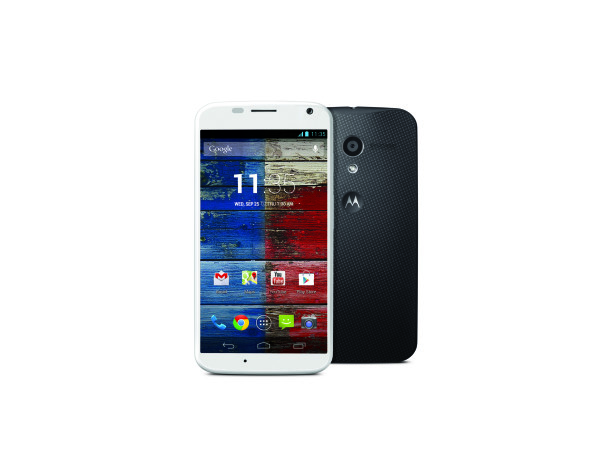 Motorola_Moto X_Black & White