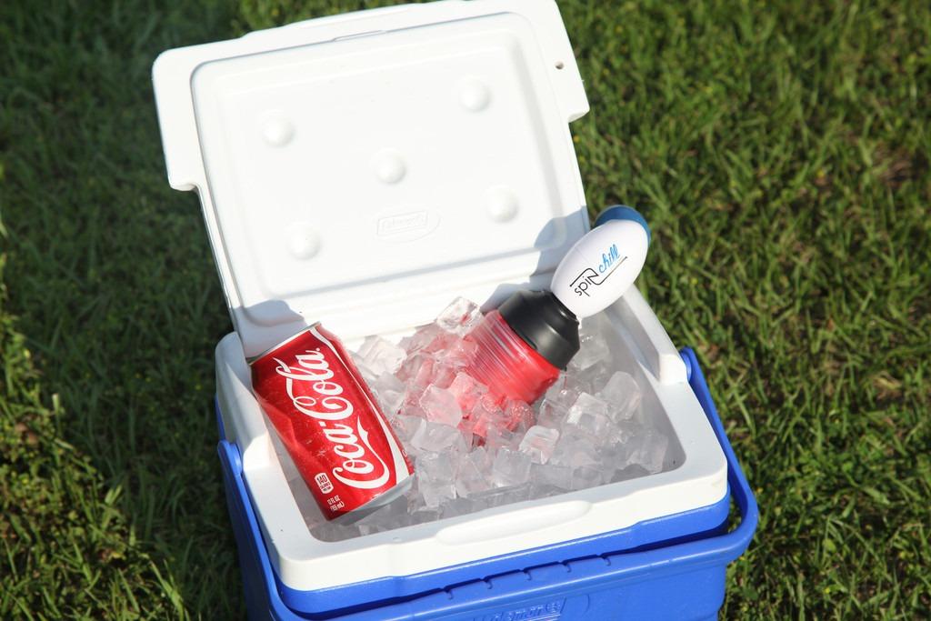 60 秒 Spin Chill 極速製冷 隨時享用冰凍飲品