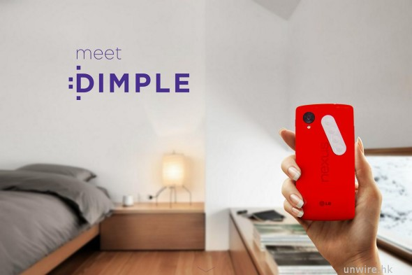 DIMPLE.IO   Your custom buttons for Android™ NFC devices