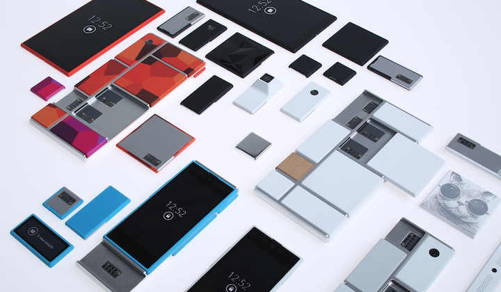 Google Ara 模塊手機可以怎樣利用 3D 打印技術?
