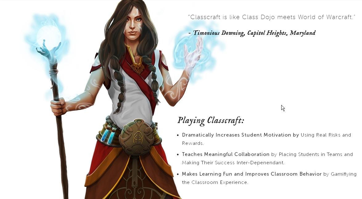 發動技能「遲交功課一天」!當讀書變成有職業、有技能、可升級的 RPG