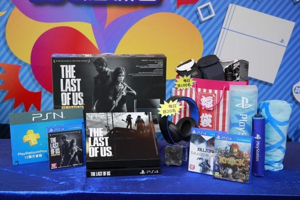 現場購買PS4主機及PS4手掣有機會獲贈高達$3,380禮品