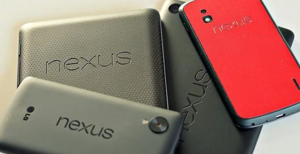 AndroidPIT-Nexus-Family