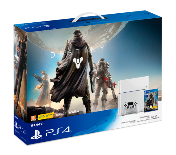Destiny bundle