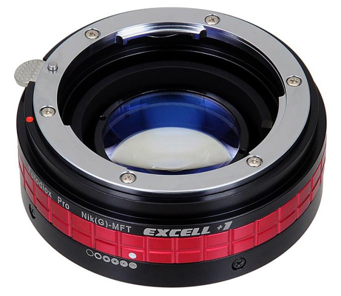 平價新選擇!Fotodiox 推出減焦增光接環 Excell +1