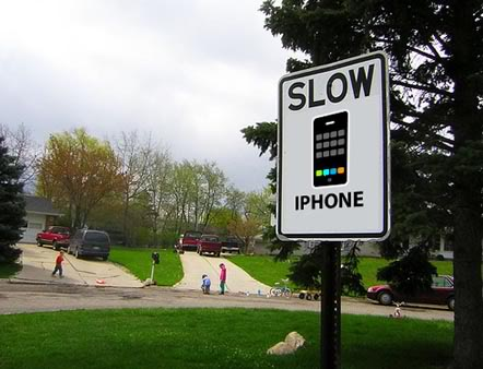 Slow-iPhone