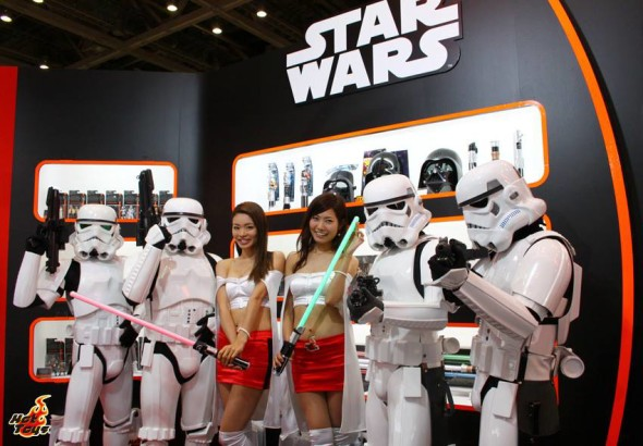 Star Wars 501 & Hot Girls