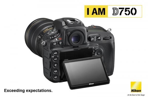 8 fps!Nikon D750 新全片幅相機主打高速動作拍攝