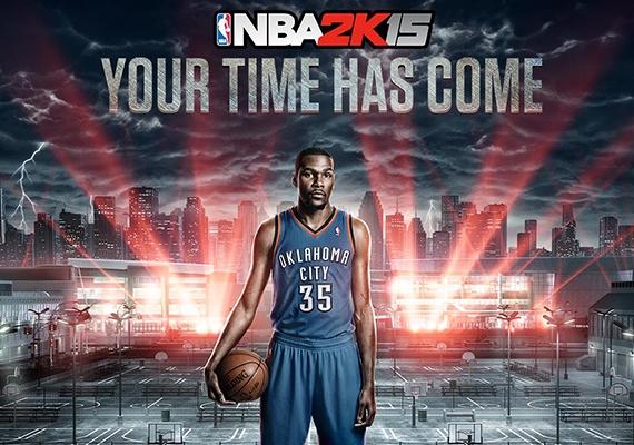 Durant 個人 SHOW! NBA 2K15 最新短片曝光!