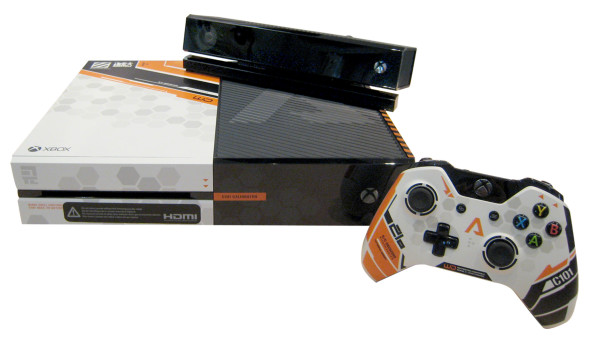 Titanfall Limited Console