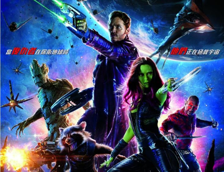 影評:比「復仇者聯盟」更過癮 - 銀河守護隊