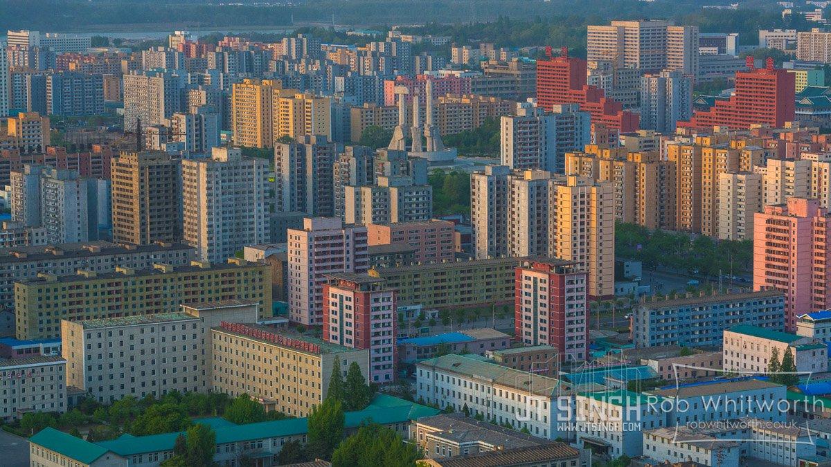 北韓 Hyperlapse 帶你進入前所未見的現代平壤