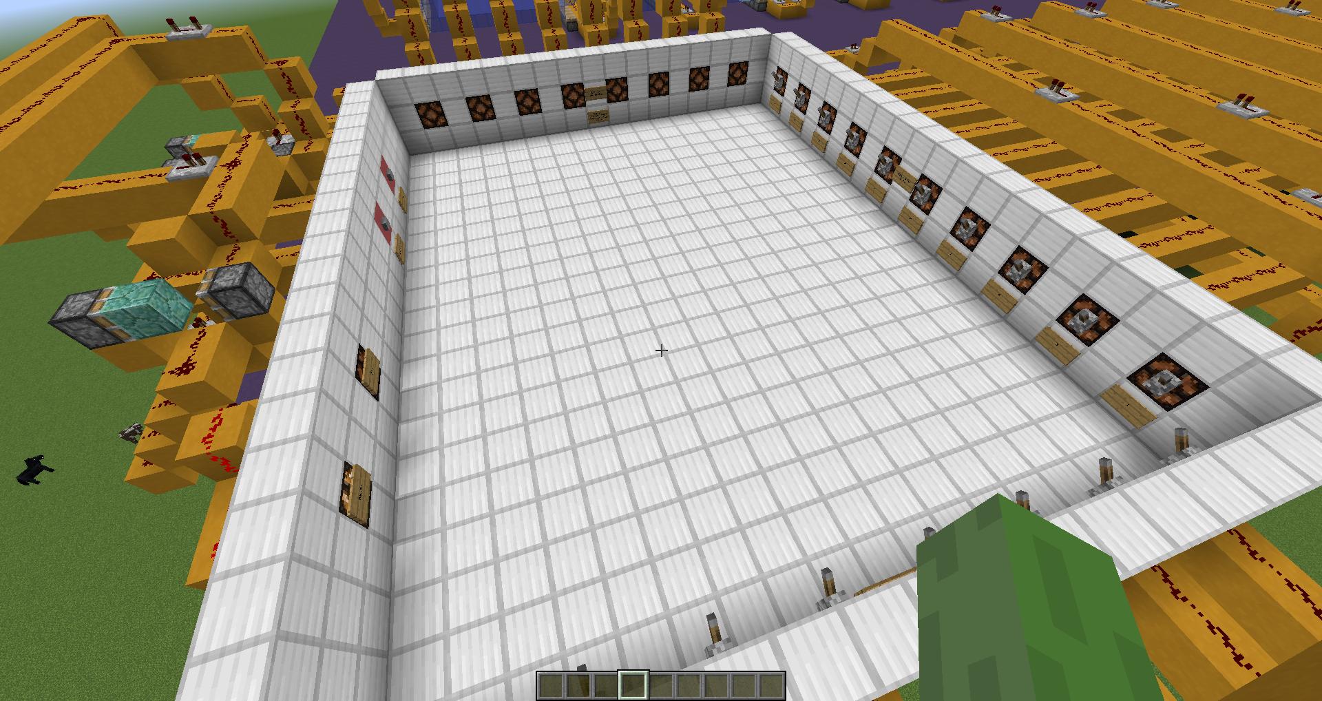 無限創意!利用 Minecraft 製作 1KB 硬碟