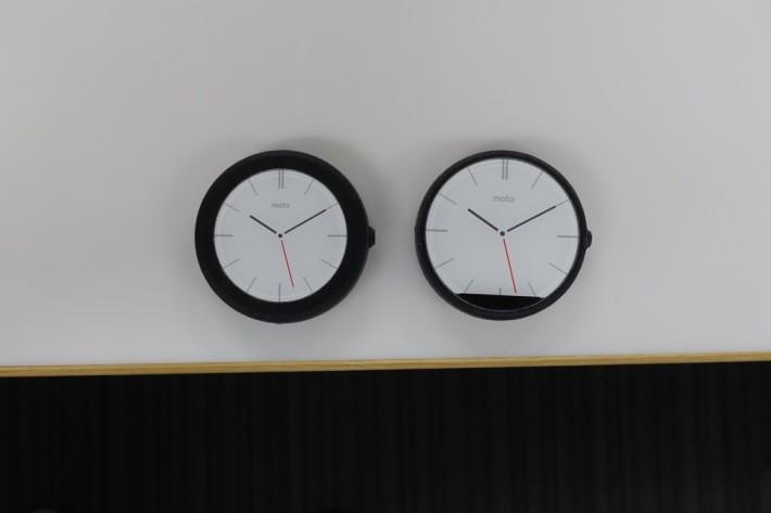 樣衰到不得了!Moto 360 早期原型錶外貌曝光