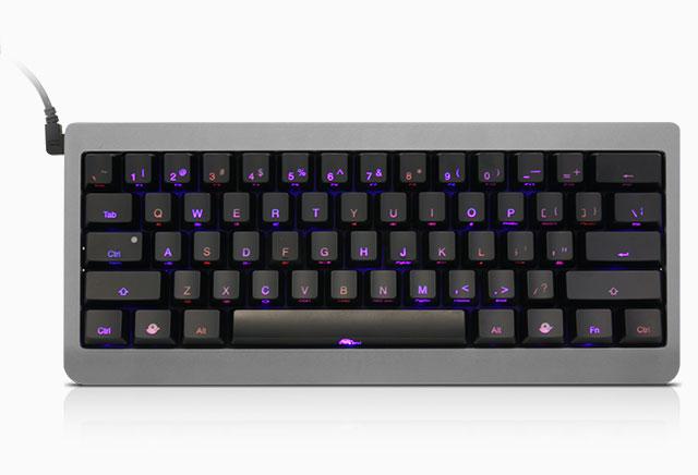 鍵盤戰士必備!型格 Ducky Mini 雙色混燈 60% 機械 Keyboard