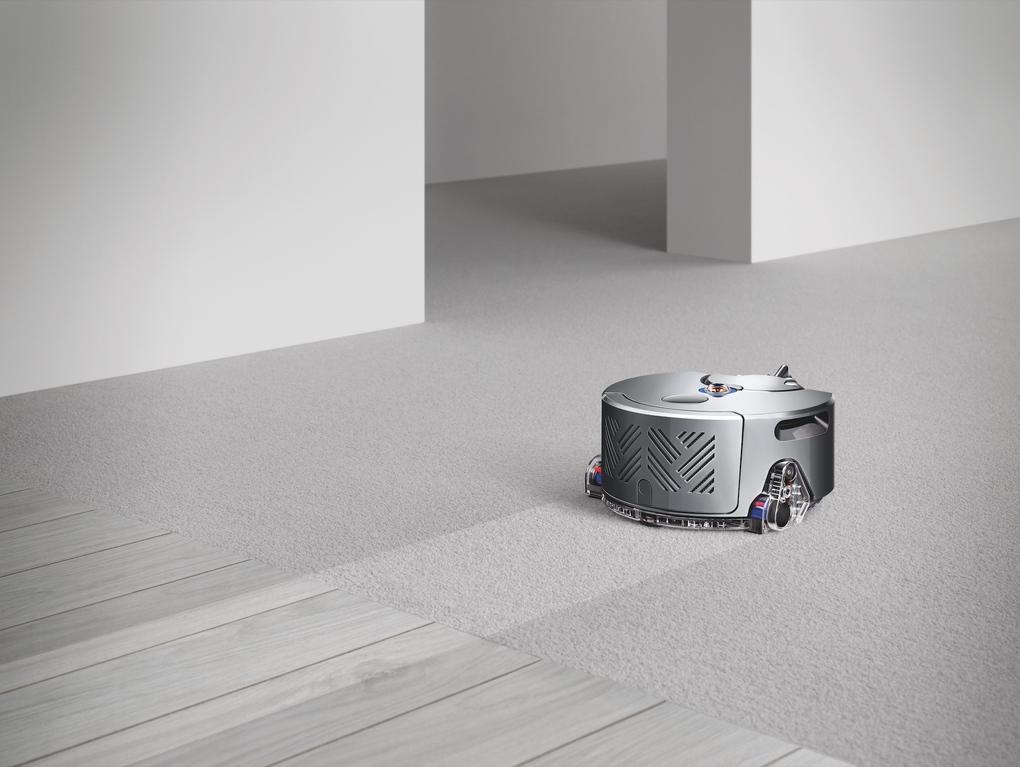 Dyson 正式推出 360 Eye 自動吸塵機械人