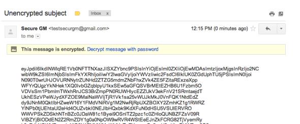encryptedmessage