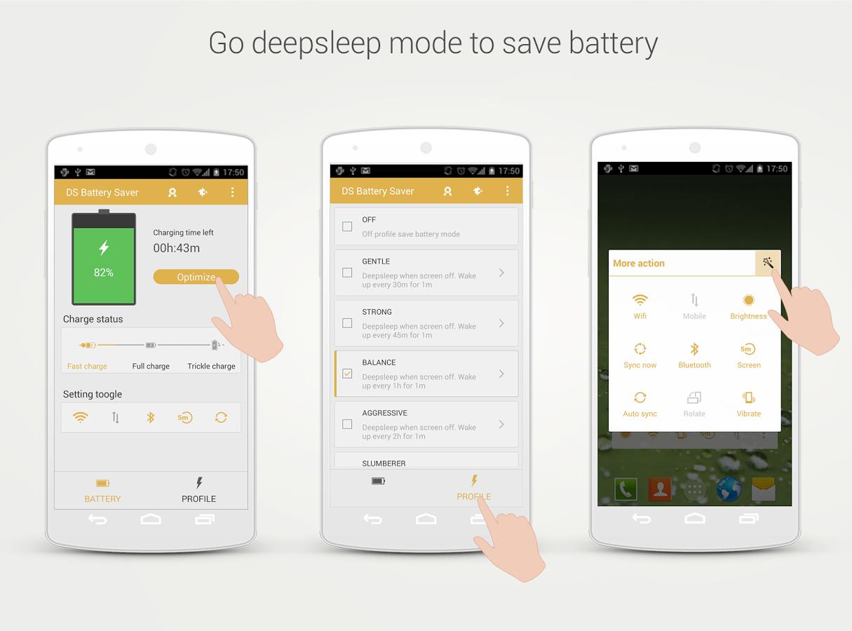 8 個 2014 好用的 Android 手機省電 Apps