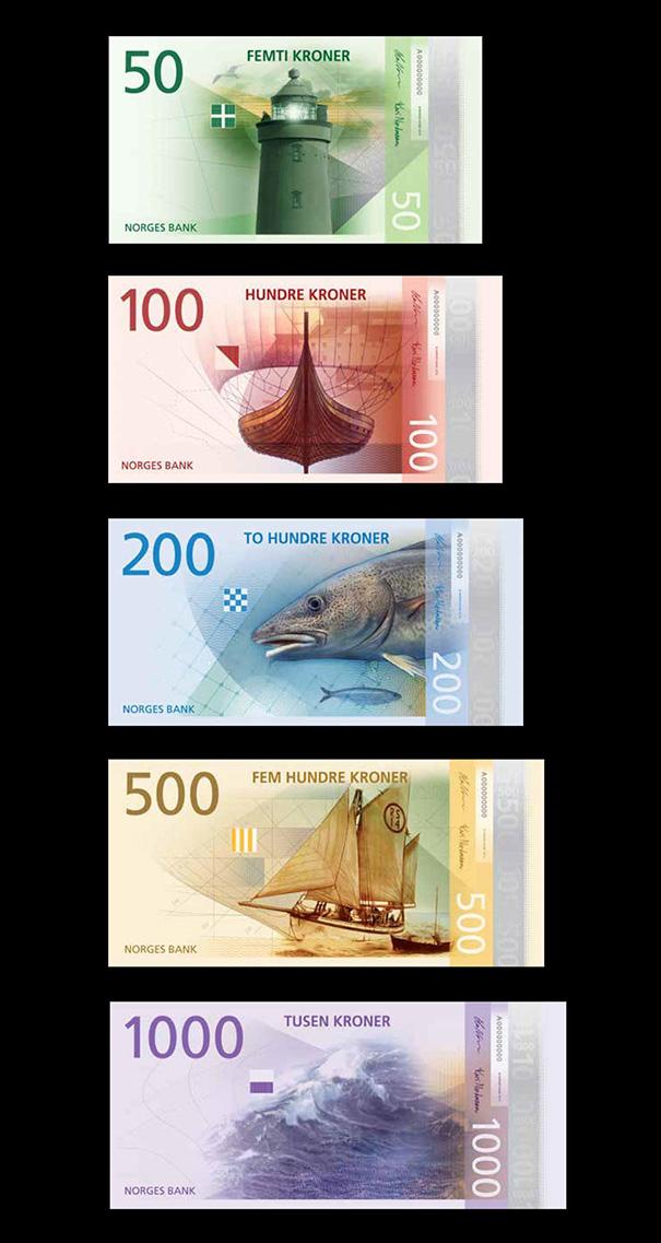 挪威鈔票2