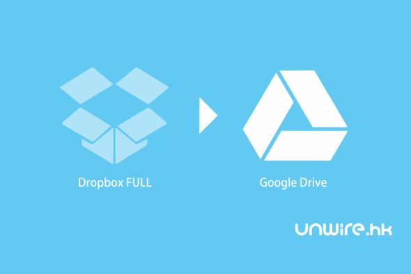 dropbox2gd