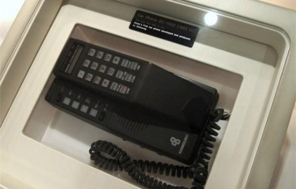 SC-1000 汽車用流動電話