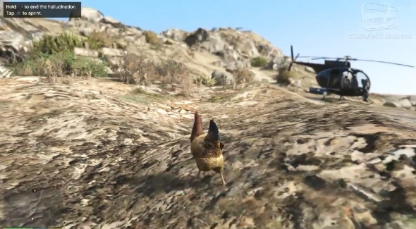 2014-11-20 16_25_58-GTA 5 - Play as a Bird (Chicken, Seagull, Hawk, Crow and more) [PS4 & Xbox One]