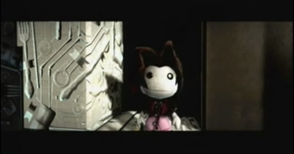 2014-11-21 13_26_59-Final Fantasy VII Remake - Opening_Bombing Mission - LittleBigPlanet 3 - YouTube