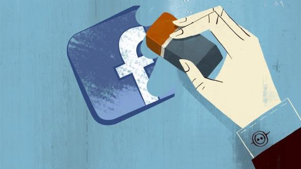 Facebook-erase