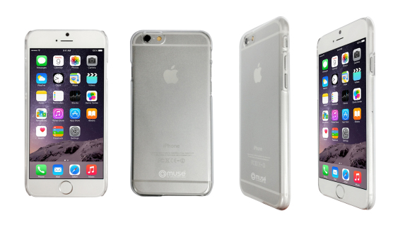 iPhone 6 amuse transparent case