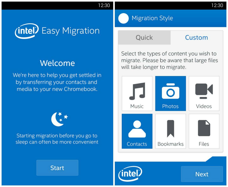 Intel 推出新工具助用戶轉用 Chromebook