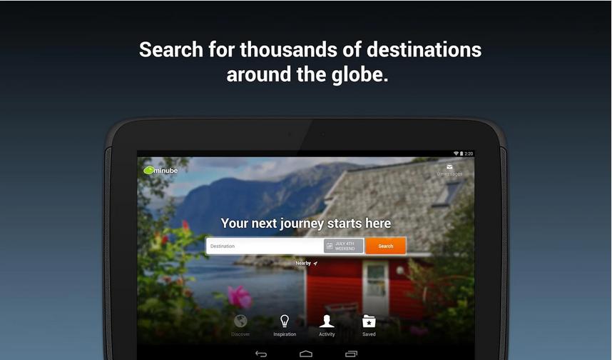 旅行前必裝 - 酒店・景點・編排行程・ 分享相片 1 App 搞掂