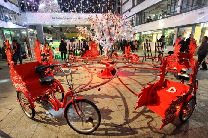 Merry-Bike-Round