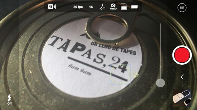 為 iPhone6 / 6 Plus 追加 4K 拍攝功能!