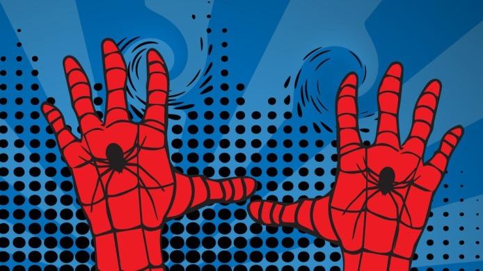 spider-hands