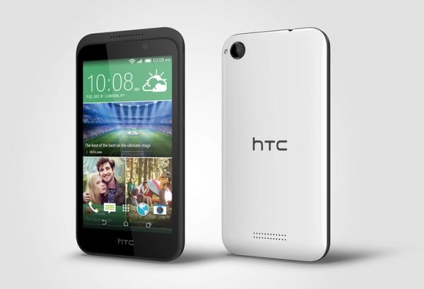 HTC 2015 年第一擊:平價入門級 3G 手機 Desire 320