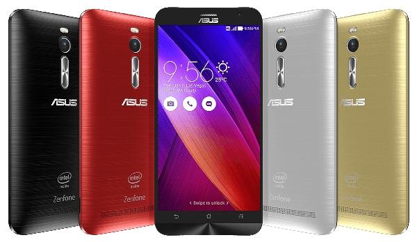 全球首部 4 GB RAM 手機!Asus 發表最新旗艦機 Zenfone 2