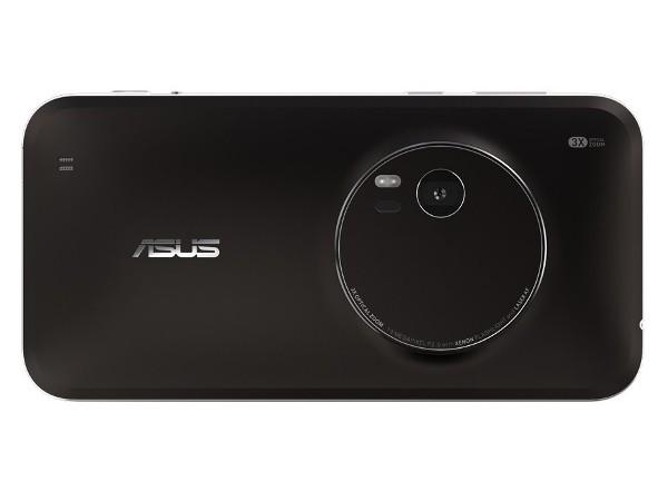 學 Samsung 玩 Zoom ? Asus ZenFone Zoom 配備 3 倍光學變焦鏡頭