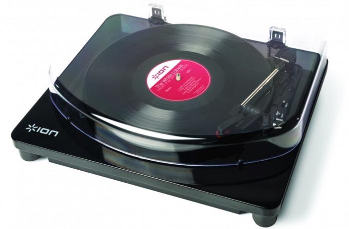 古老當時興 新式唱盤 Ion 加入藍牙功能